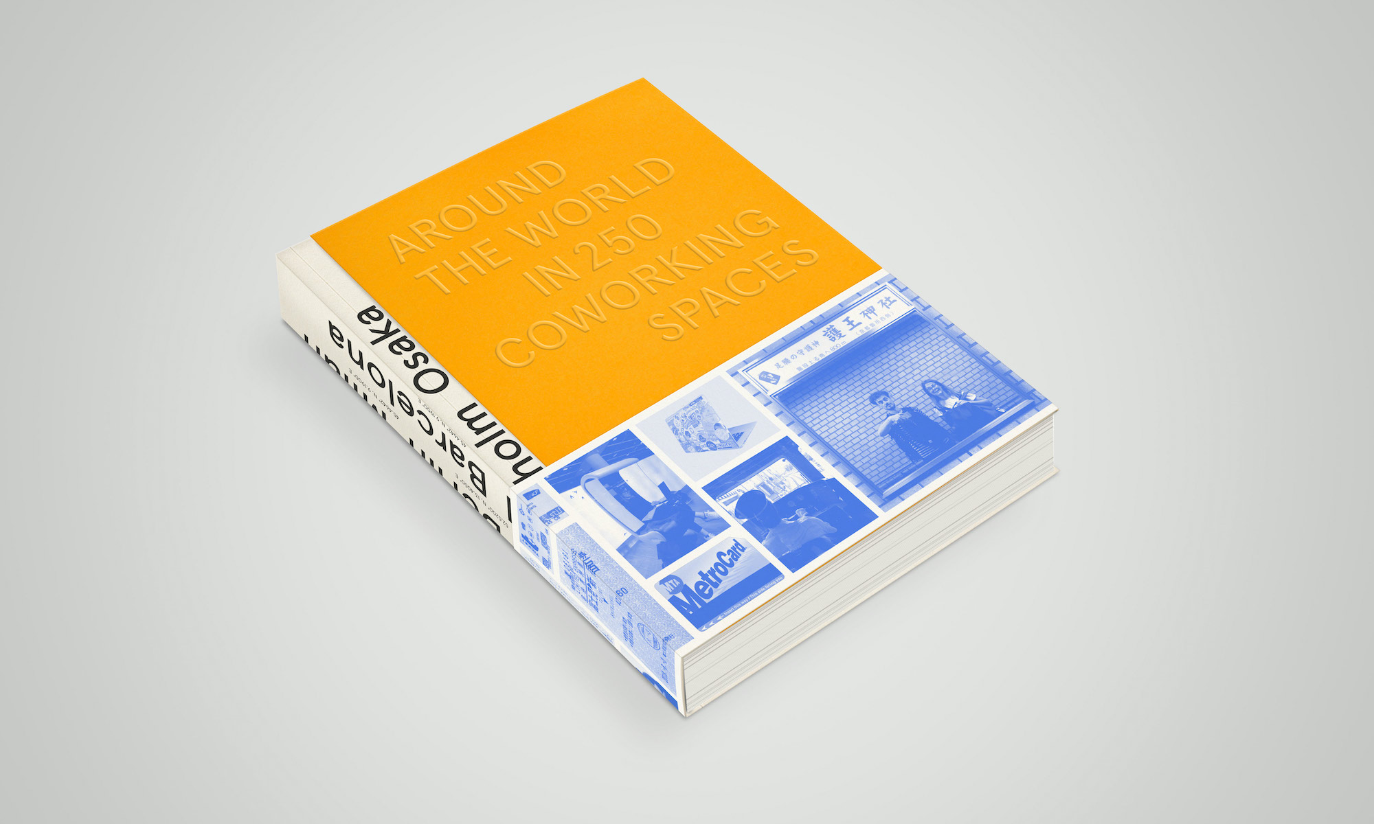 «Around the World in 250 Coworking Spaces» – neues Buch mit miaEngiadina